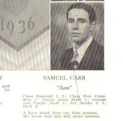 Samuel Harrison Carr