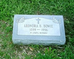 Leonora B. Bowie