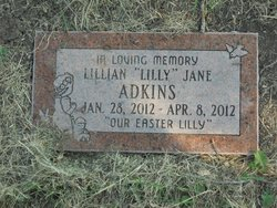 Lillian Jane Adkins