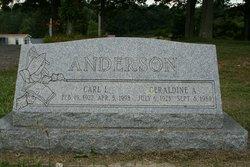 Carl Leroy Anderson
