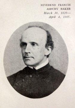 Rev Fr Francis Aloysius Baker