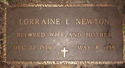 Lorraine L Newton