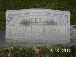 Clifton Andrew Anderson