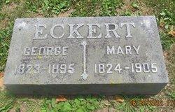 Mary <I>Squire</I> Eckert