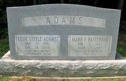 Elsie <I>Little</I> Adams