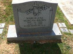 Margielene <I>Morgan</I> Brown
