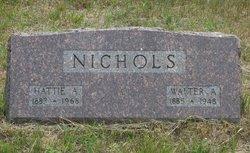 Hattie A Nichols