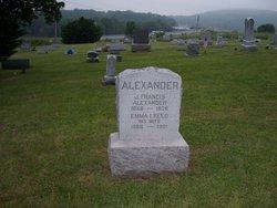 Emma I <I>Reed</I> Alexander