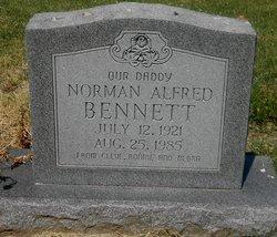 Norman Alfred Bennett