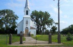Walla Church Cemetery