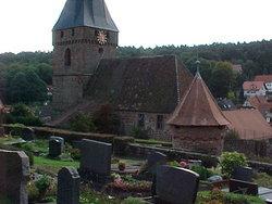 Friedhof Dörrenbach