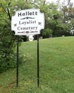 Hallett Loyalist Cemetery