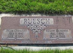 Jacob Ruesch