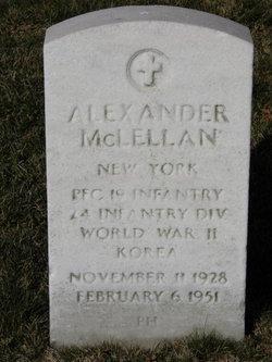 Alexander McLellan