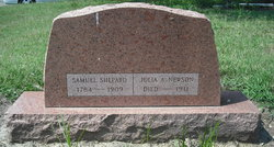 "Samuel Bailey ""Old Uncle Sam"" Shepard"