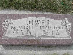 Alice Elnora <I>Leavitt</I> Lower