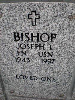 Joseph L Bishop