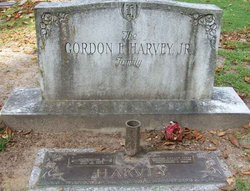 Gordon Francis Harvey, Jr