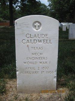 Claude Caldwell