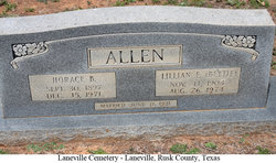 Lillian E <I>Dark</I> Allen
