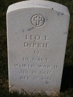 Leo E Deprie