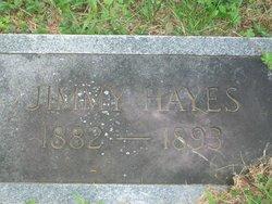 Jimmy Hayes
