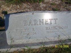 Finley E Barnett