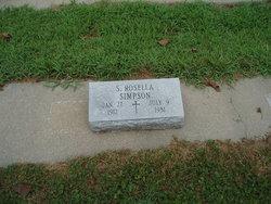 Beryl Gladys Simpson