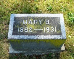 Mary Belle <I>Hall</I> Clanin