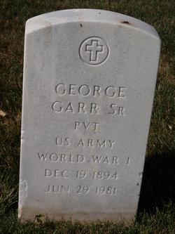 George Garr, Sr