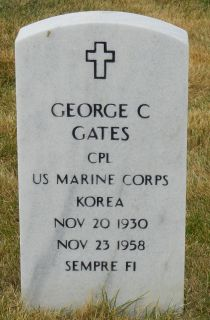 George Clarence Gates