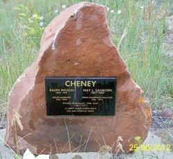 May Lorena <I>Sanborn</I> Cheney