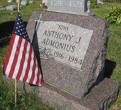"Anthony J. ""Tony"" Admonius"