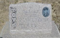 Dallas Clair  John Anderson