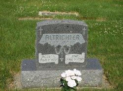 Mary <I>Boehmer</I> Altrichter