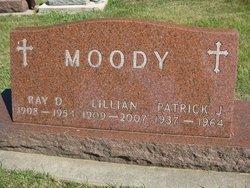 Lilian <I>Johnson</I> Moody