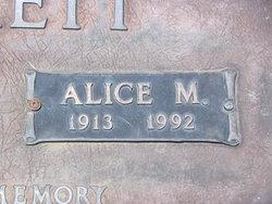 Alice Andreasen <I>Malan</I> Everett