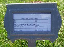 Alfonso B Sandoval