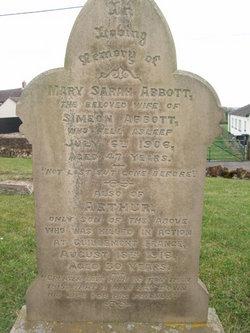 Mary Sarah Abbott