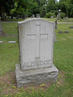 Georgina <I>Warhurst</I> Aldridge