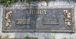 Evelyn Marie <I>Mickelson</I> Gusey