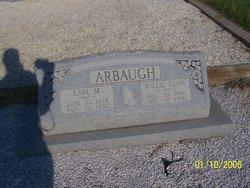 Willie Edna <I>Roberts</I> Arbaugh