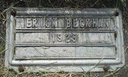 Erick Beckman