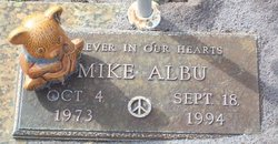 Mike Albu