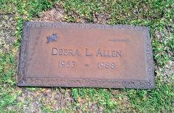Debra L Allen