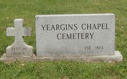 Yeargins Chapel Cemetery
