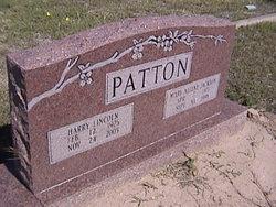 Harry Lincoln Patton