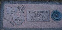 William Allen Bach