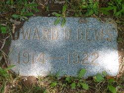 Edward Douglas Bews