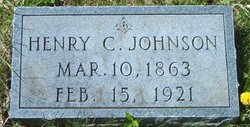 Henry Charles Johnson